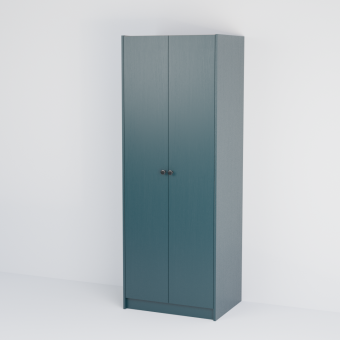 Double Slab Wardrobe
