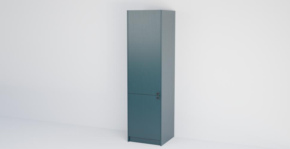 Single Slab Tall Cabinet