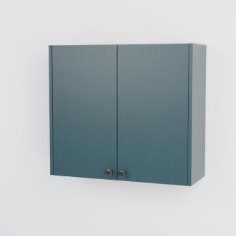 Double Slab Wall Cabinet
