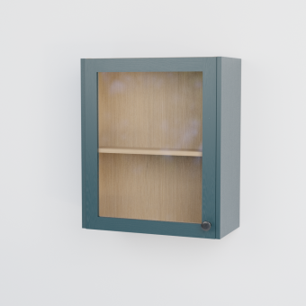 Single Glazed Wall Cabinet