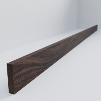Walnut Plinth