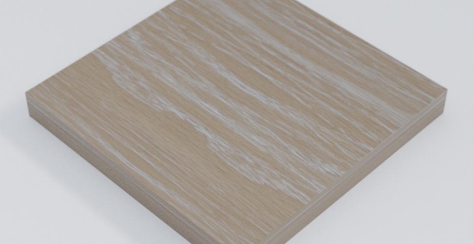 Brushed Limed Grain Oak Scandi Sample
