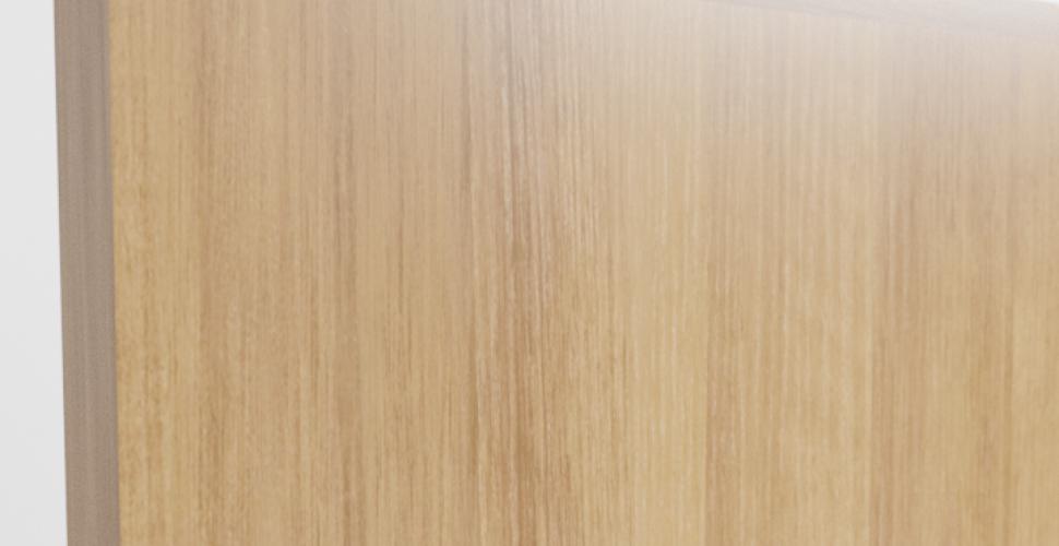 Oak Untreated J-Groove Doors