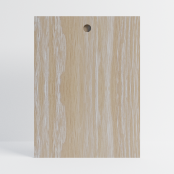 Brushed Limed Grain Oak Scandi Ladbroke Front