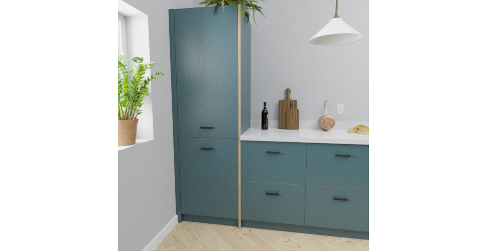 Painted Scandi Front