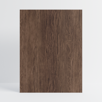 Walnut Slab End Panel