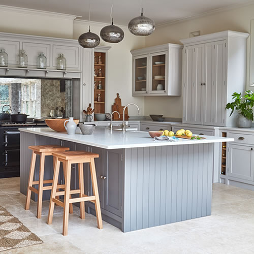 norfolk vicarage kitchen